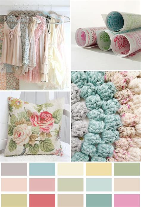 shabby chic color palette i have always loved these colors home guest house apartment pinterest pastel home