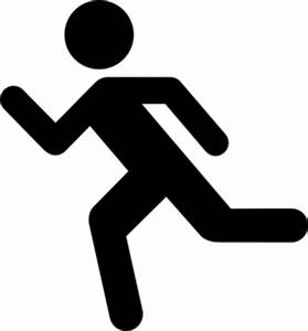Running Icon On Transparent Background Clip Art at Clker ...
