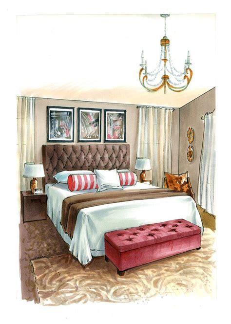 moi zakladki interior perspective drawings interior