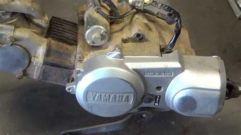 yamaha badger   yamaha raptor  motor comparison