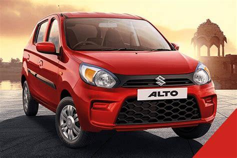 Maruti Suzuki Alto clocks 40 lakh unit sales in 20 years ...