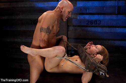 Black Bubble Pooper Slammed Bare Feat #Tattooed #Enslaved #Girl #In #Cincher #And #Boots #Gets