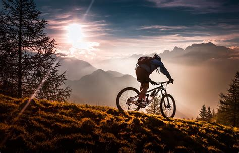 nature bicycle wallpapers hd desktop  mobile backgrounds