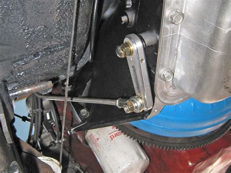 700r4 Floor Shifter Linkage by Help Switching 350 Turbo To 700r4 In A 64 Impala