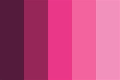 pink color palette a better pink palette color palette