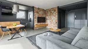 Wohnzimmer Industrial Style : industrial design alter und neuer trend f rs wohnzimmer ~ Whattoseeinmadrid.com Haus und Dekorationen