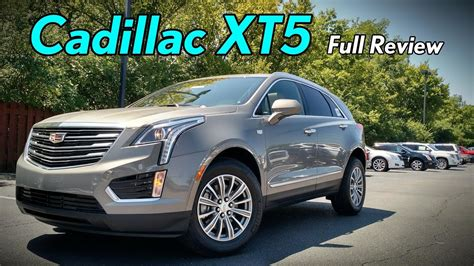 Cadillac St5 Review by 2018 Cadillac Xt5 Review Platinum Premium Luxury