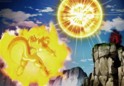 golden supernova dragon ball wiki fandom powered  wikia