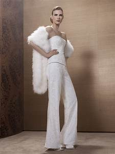 2013 wedding dress by french bridal designer elisabeth With dress pant suits for weddings