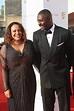 Idris Elba and Naiyana Garth back together at BAFTA TV ...