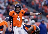 Broncos trading quarterback Case Keenum to Redskins