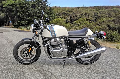 Enfield Continental Gt 650 Image by 2018 Royal Enfield Continental Gt 650 Review Test Ride