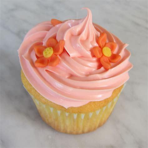 flowered fairy cakes recipe  recipes uk