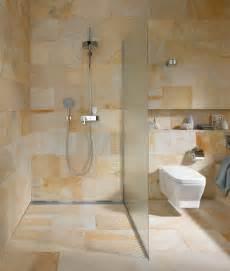 badezimmergestaltung mit dusche offene dusche walk in