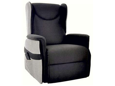 canapé de relaxation pas cher fauteuil relaxation électrique en tissu smooth coloris