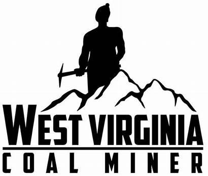 Coal Clipart Miner Virginia West Clip Mining