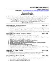 It Manager Resume Examples Resume Template 2017