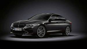 Bmw M5 Celebrates 35 Years With Limited Edition Model