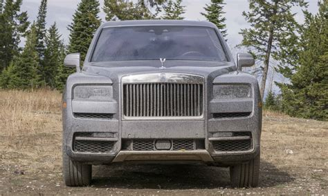 2019 Rollroyce Cullinan First Drive Review  » Autonxt