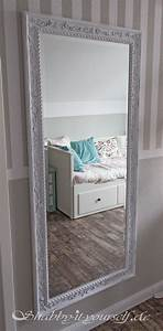 Spiegel Selber Bauen : spiegel selbst verzieren spiegel verzieren selber machen ~ Lizthompson.info Haus und Dekorationen