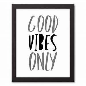 designs direct 14 in x 11 in quotgood vibes only gray With kitchen colors with white cabinets with good vibes only wall art