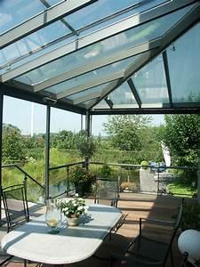 Terrassenüberdachung über Eck : metallic strukturbeschichtung ~ Whattoseeinmadrid.com Haus und Dekorationen