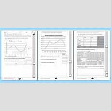 Year 5 Maths Assessment Statistics Term 2  Y5, Year 5, Ks2