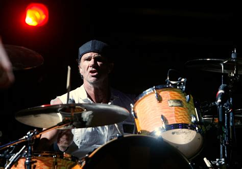 The Human Metronome Chad Smith Red Hot Chili Peppers