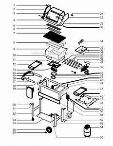 Weber 6240001 Parts List And Diagram