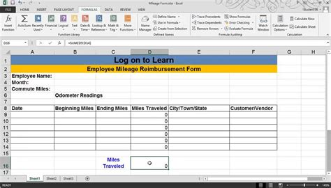 how to add a template to excel 2013 creating an excel template