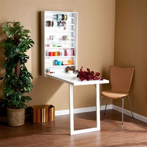 Inspiring Wall Mounted Scrapbook Organizer Combined With