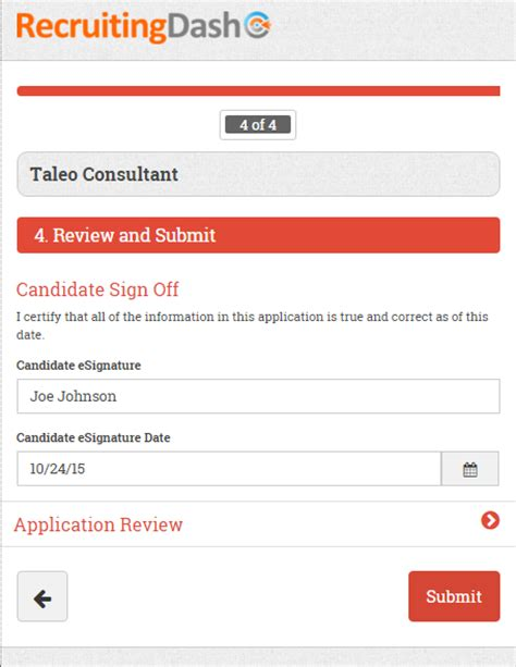 Taleo Resume Review by Mobile Tbe Mobile Ready Career Websites From Taleo Business Edition