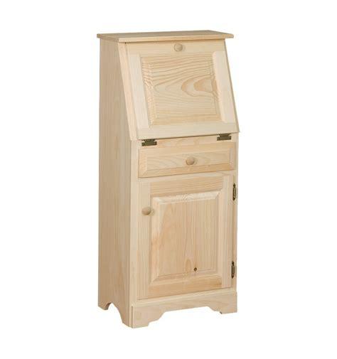 unfinished wood secretary desk 21 inch secretary desk burr 39 s unfinished furniture