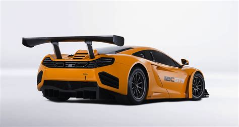 Mclaren Mp4-12c Gt3 Revised For 2013 Racing Season