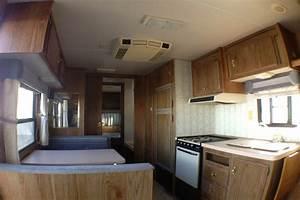 Used 1990 Fleetwood Terry Resort 26tg Travel Trailer Stock   5887 For Sale  Reno Nevada Rv Dealer