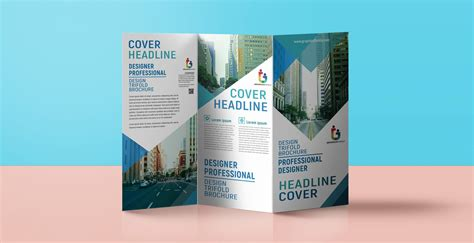 psd professional trifold brochure design graphicsfamily