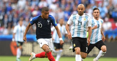 world cup  kylian mbappe retired javier mascherano