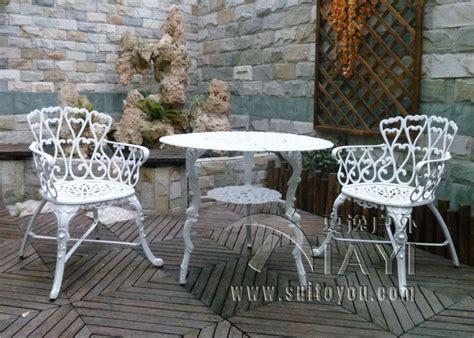 popular white garden furniture buy cheap white garden
