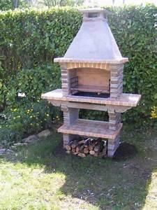 Barbecue En Pierre Mr Bricolage : barbecue vertical pierre reconstituer pr4020f ~ Dallasstarsshop.com Idées de Décoration
