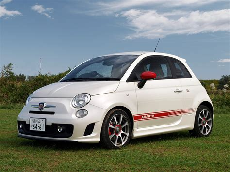 Fiat Abarth Specs by Fiat 500 Abarth Specs 2008 2009 2010 2011 2012 2013