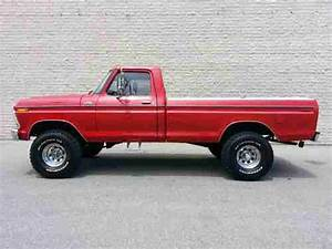 Sell Used 1979 Ford F150 4x4 351 V8 No Reserve 4