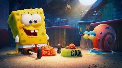 Spongebob Sponge Run 4k Wallpapers Movies
