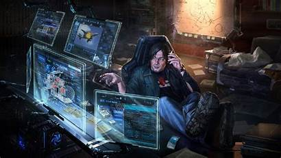 Hacking Hackers Mr Tv Robot Wallpapers Cyberpunk