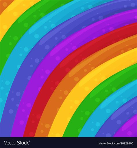 rainbow color rainbow colors background background vector image