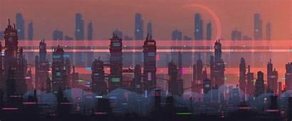 Pixel Waneella Cities Tolle Sehen Gibt Weitere