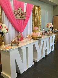 Sweet 16 Birthday Decorations Ideas