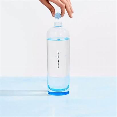 Blueland Cleaning Kit Bottle Mirror Plastic Bottles