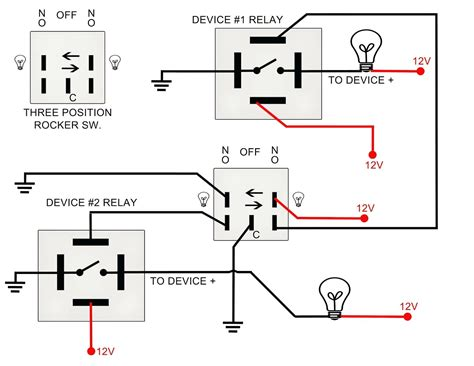 toggle switch wiring diagram free wiring diagram