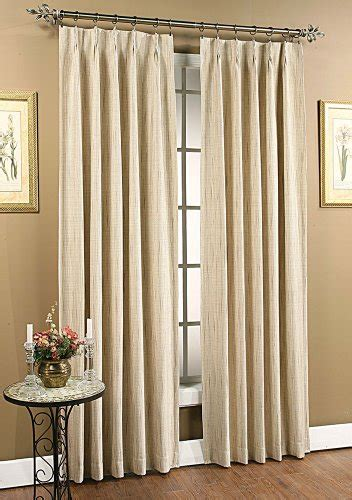 stylemaster tucson thermal insulate pinch pleat drapes - Pleated Thermal Drapes