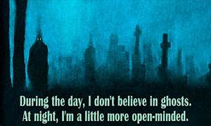 Ghost Quotes Ghost Story Movie Quotes